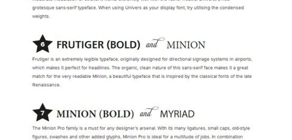 10-great-web-font-combinations