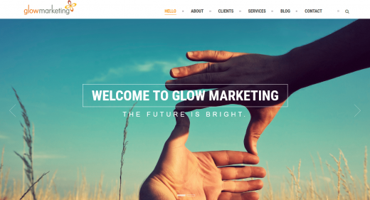 Home Top Glow Marketing
