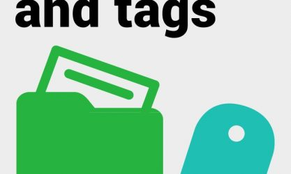 How to best use Categories and Tags